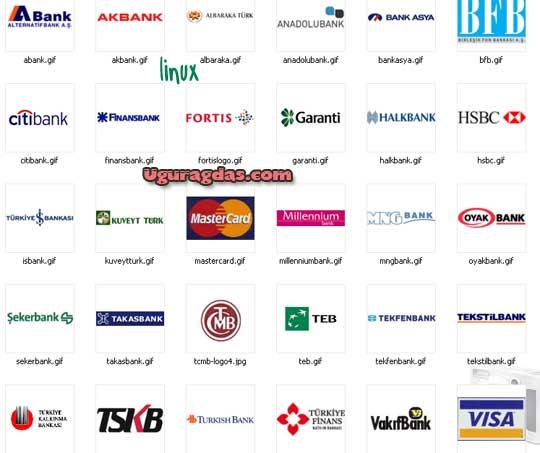 32 Adet Bankanın Logosu – Banka Logoları