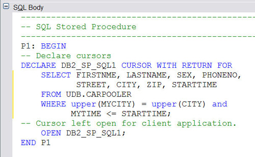 SQL Procedure ile Excel den Sql e Aktarımı