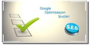 google-optimizasyon-seo