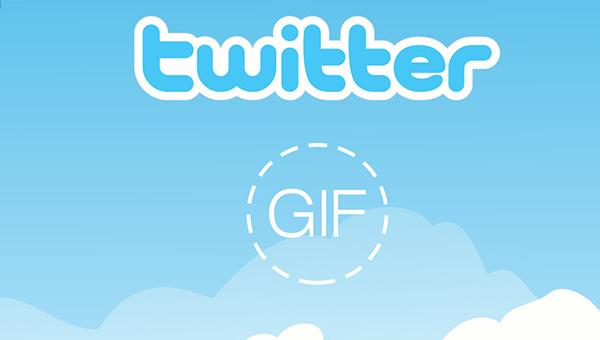 Twitter, GIF butonunu kullanıma sundu