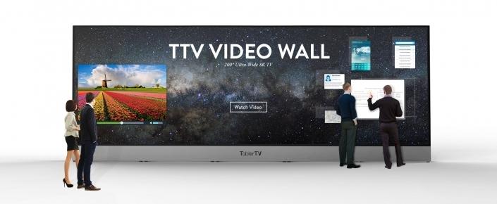 Televizyon Duvarı Devri Başlıyor!