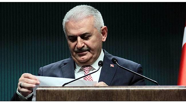 Başbakan Yıldırım oyunu İzmir'de kullanacak