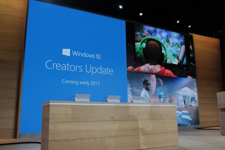 Windows 10 Creators Update yayınlandı!