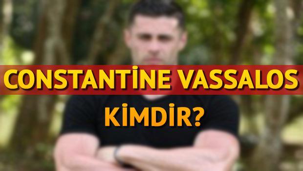 2017 Survivor Yunan Yarışmacı Constantine Vassalos