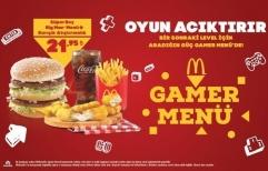 McDonald's 'tan oyunculara özel menü!