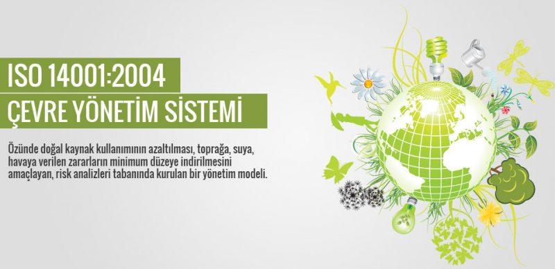 ISO 14001-2015 Çevre Yönetim Sistemi