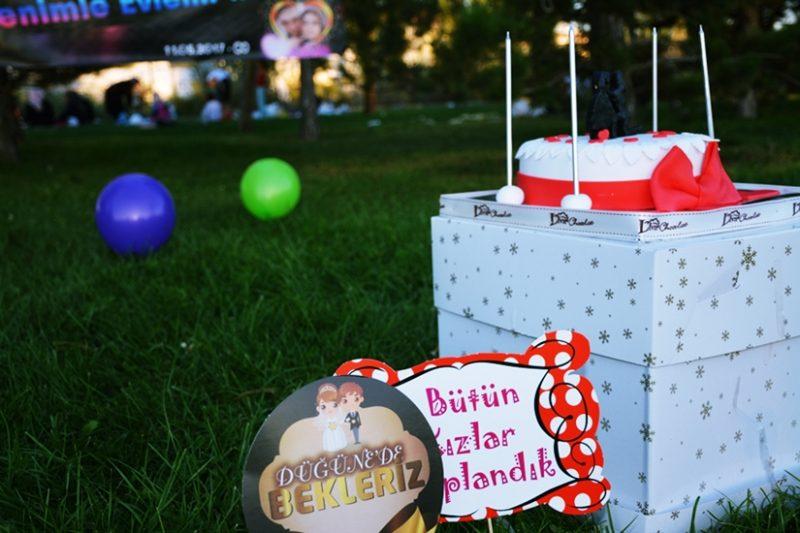 Sürpriz Evlilik Teklifim Serpil ve Uğur – Ankara