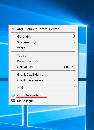 Windows 10'da Yazı Tipi Boyutu Değiştirme Nasıl Yapılır