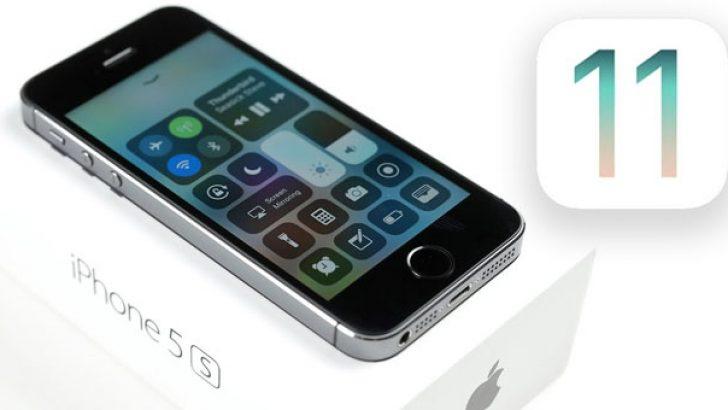 iOS 11 güncellemesi eski iPhone'ları yavaşlatıyor mu