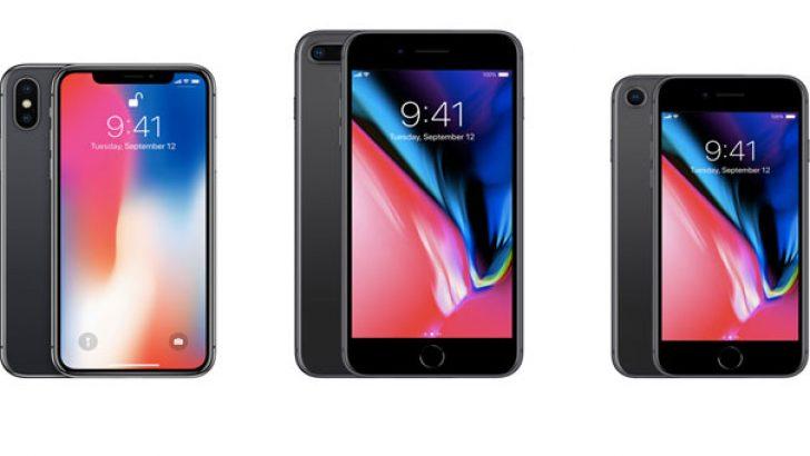 iPhone X ve iPhone 8'lerin Türkiye fiyatı belli oldu