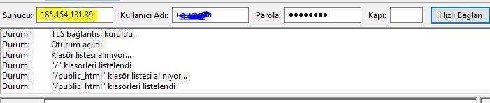 Cloudflare ftp çözümü