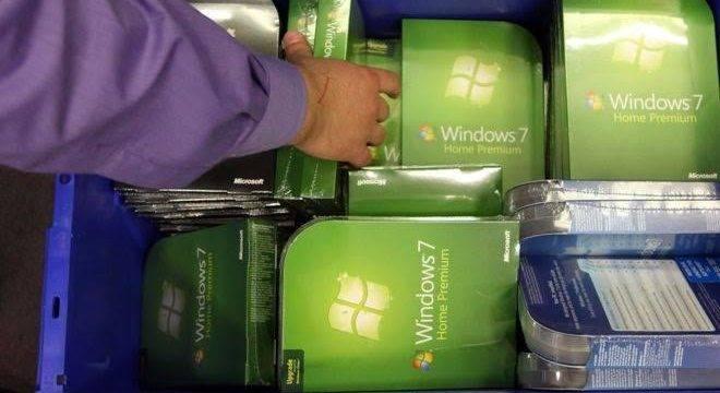 Windows 7 yolun sonuna yaklaştı