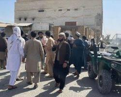 Afganistan'da camiye bombalı saldırı: 37 can kaybı