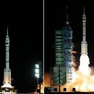 Çin'den uzay istasyonuna insanlı sefer