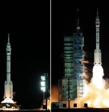 Çin, Dünya yörüngesinde kurmaya başladığı uzay istasyonuna göndereceği insanlı sefere katılacak taykonotları tanıttı