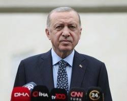 Cumhurbaşkanı Erdoğan'dan Suriye mesajı: Mücadelemiz farklı şekilde devam edecektir