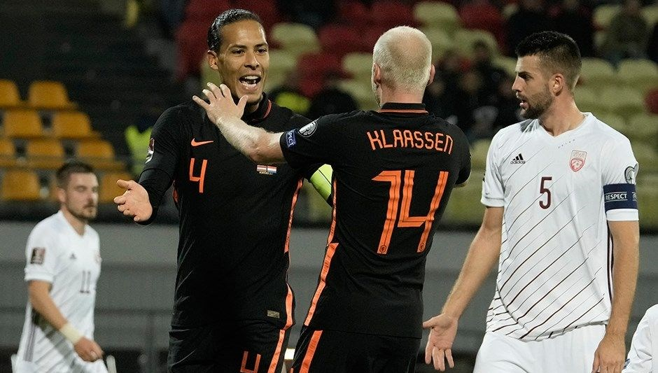 Hollanda emin adım