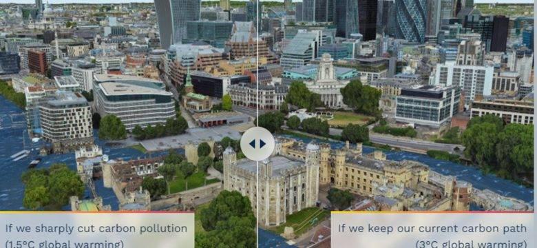 Önlem alınmazsa birçok tarihi bina 2050 yılına kadar sular altında kalacak