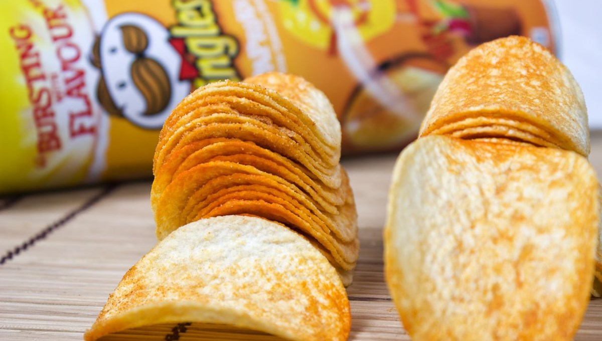 Pringles 20 yılda ilk kez logo değiştirdi (İşte logosunu değiştiren şirketler)