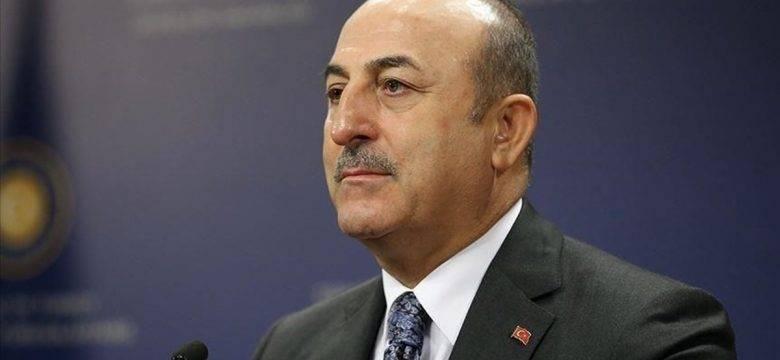 SON DAKİKA:Dışişleri Bakanı Çavuşoğlu'ndan Suriye açıklaması