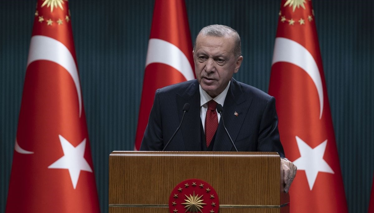 SON DAKİKA HABERİ: Cumhurbaşkanı Erdoğan: Suriye'de en kısa sürede gereken adımları atacağız